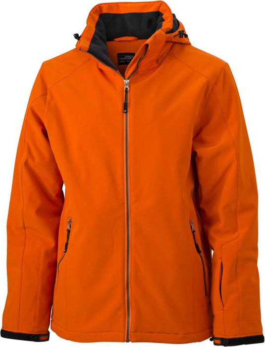 James & Nicholson JN 1054 Wintersport Softshell Jacke
