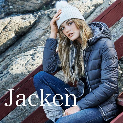 Jacken bei Werbekollektion