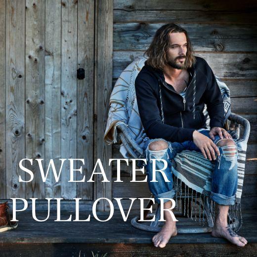 Sweats und Pullover bei Werbekollektion
